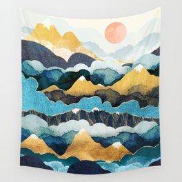 Cloud Peaks Wall Tapestry
