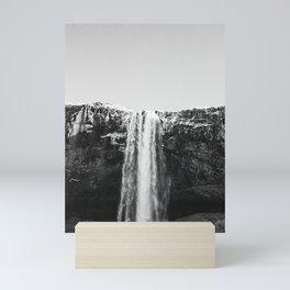 SELJALANDSFOSS / Iceland Mini Art Print