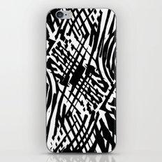Linocut iPhone & iPod Skin