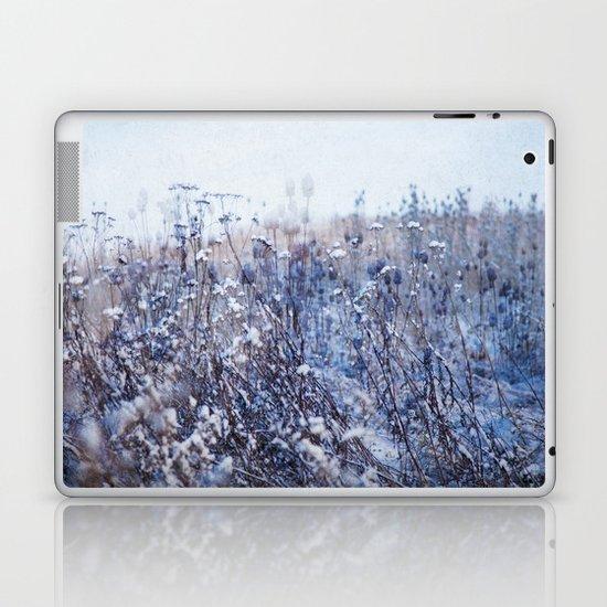 Winter Field 3 Laptop & iPad Skin
