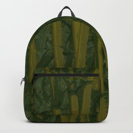 Bamboo jungle Backpack