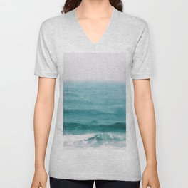 August Breakers Unisex V-Neck