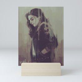 Shank Mini Art Print