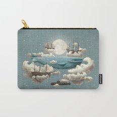 Ocean Meets Sky - colour option Carry-All Pouch
