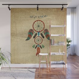 DREAM CATCHER Wall Mural