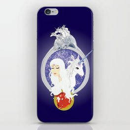 For you are the last iPhone Skin