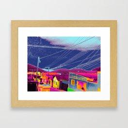Infra-red Framed Art Print