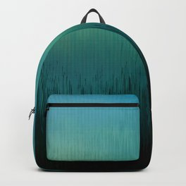 Planet Pixel Earth Backpack