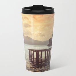 Lagoon Harmony Travel Mug
