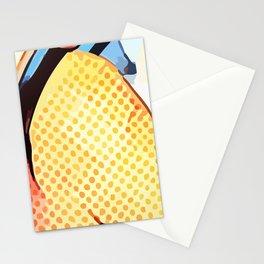 Trapped ~ Shoulder Stationery Cards