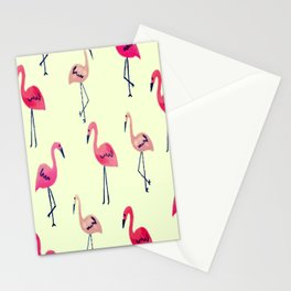 FLAMINGO-TRO Stationery Cards