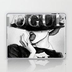 vogue; Laptop & iPad Skin