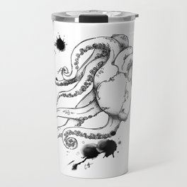 Octoheart Travel Mug