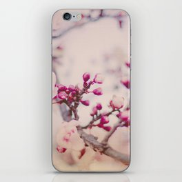 Spring Poetry iPhone Skin