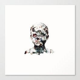 Boy Colour 2 Canvas Print