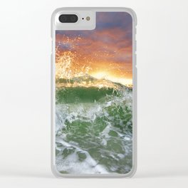 Rapid Fire Clear iPhone Case