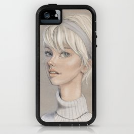 Lizzy iPhone Case