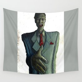 The Capitalist Wall Tapestry