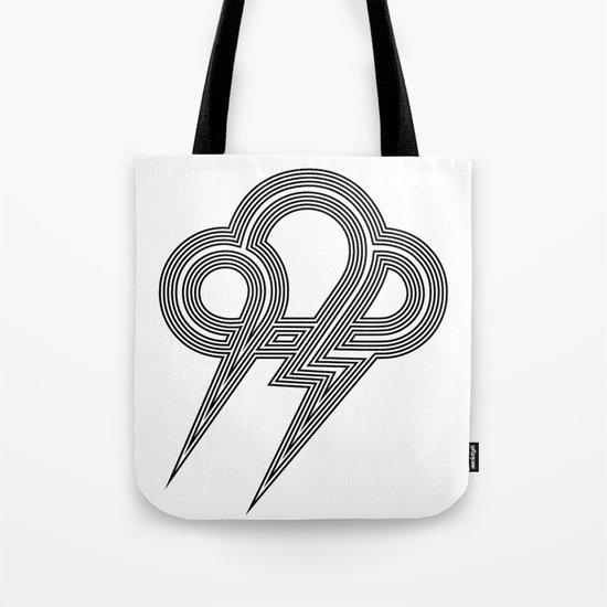 LightningII Tote Bag