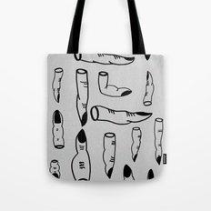 (yes) nail art Tote Bag