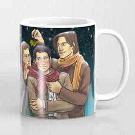 A Team Free Will Christmas Coffee Mug