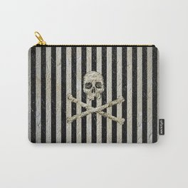 Pirate Stripes Carry-All Pouch