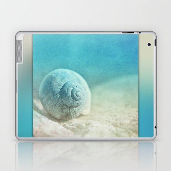 APRICOTEE | Blue version Laptop & iPad Skin