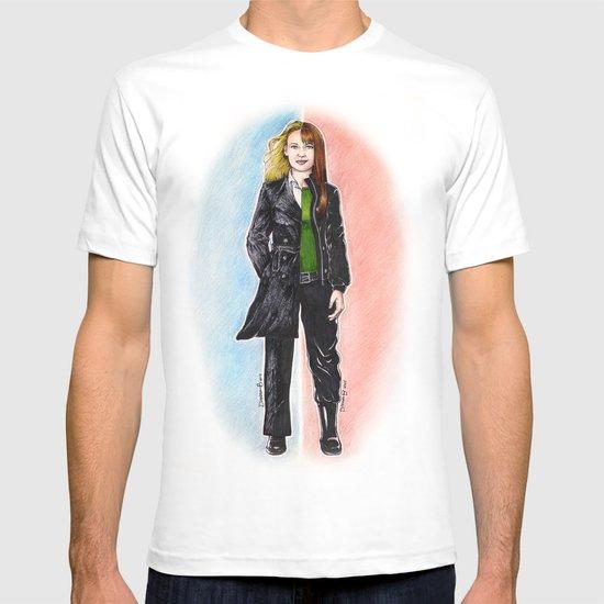 2 OLIVIAS DUNHAM (FRINGE) T-shirt