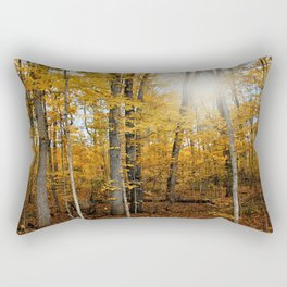 Fall Feels Rectangular Pillow