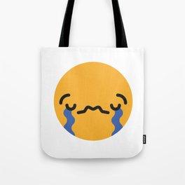 Emojis: Sad Tote Bag