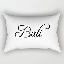 Bali Rectangular Pillow