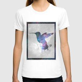 Galaxy Series (Hummingbird) T-shirt
