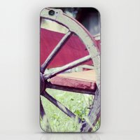 rustic iPhone & iPod Skins featuring Rustic by IDoPapion