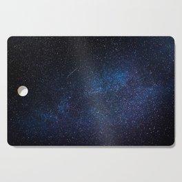 Blue Deep Space Cutting Board