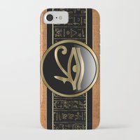 egypt iPhone & iPod Cases featuring Egypt by Brigitta