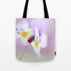 Ladybird... Tote Bag