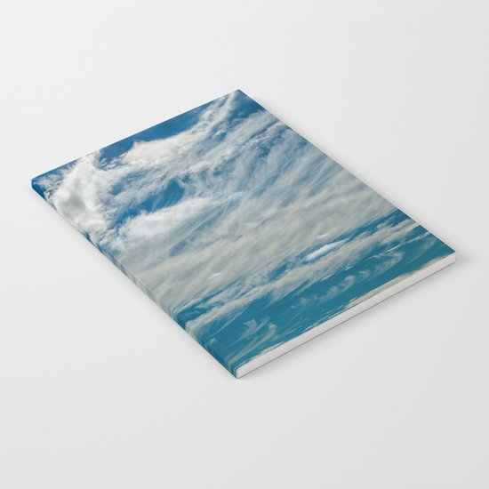 SIMPLY CLOUDS Notebook