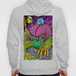 Bulb Brain Critic Destroyer Hoody