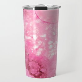 Sweet Pink Crystals Travel Mug