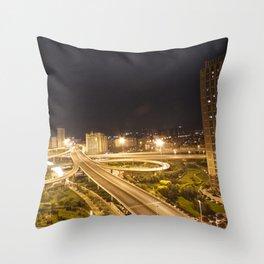 Tianjin Qiao Throw Pillow
