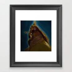 The Peacemaker Framed Art Print