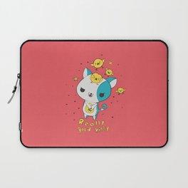Really Good Kitty Laptop Sleeve