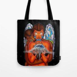 Birth of Earth Tote Bag