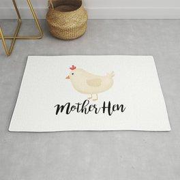 Mother Hen Rug