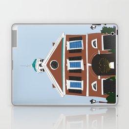 Philadelphia, Pennsylvania Travel Poster Laptop & iPad Skin
