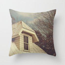Eustacia Vye Throw Pillow