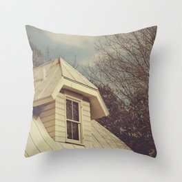 Eustacia Vye Throw Pillow
