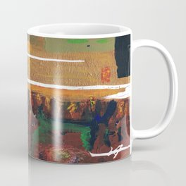 Low Spheres and Sun set Coffee Mug