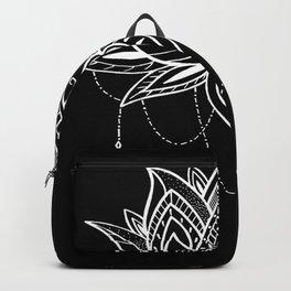 Lotus Love Backpack