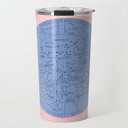 star map Travel Mug